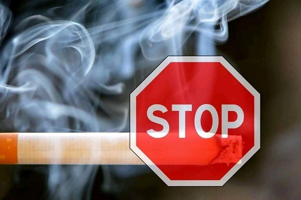 Le mois sans tabac commence aujourd'hui.  Ensemble on est plus fort.