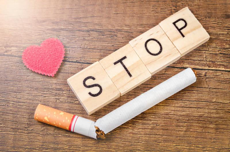 2020 est proche. RÉSOLUTION n°1 l'arrêt du tabac, en finir avec ce poison q…