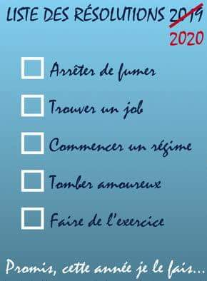 Regarder Liste des résolutions 2020